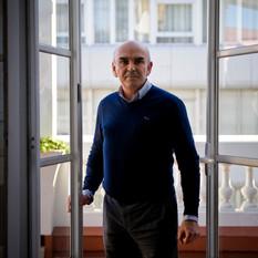 Antonio García-Allut. Presidente de la Fundación Lonxanet