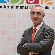 Juanjo De la Cerda. Director corporativo de I+D y calidad de Nueva Pescanova y presidente de Clusaga