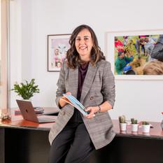 Gabriela González. Directora de Responsabilidad Social Empresarial de Vegalsa-Eroski