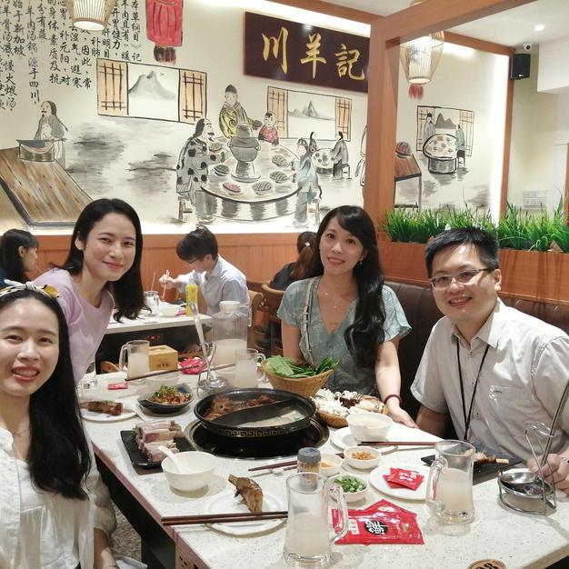 Chuan Yang Ji has 3 outlets in Singapore.