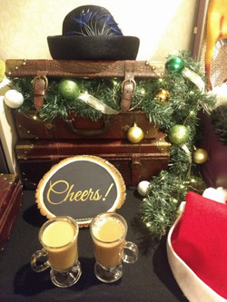 Cheers! Decor for Table!