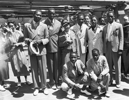 """1936 African American Olympians featured in """"Olympic Pride, American Prejudice"""""""