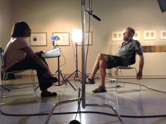 Writer/Director Deborah Riley Draper interviews John LuValle