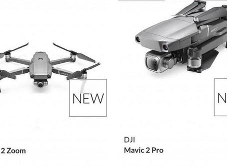 DJI unveilsMavic Pro II