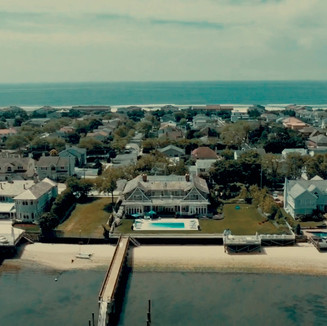 Atlantic Beach, NY by Drone