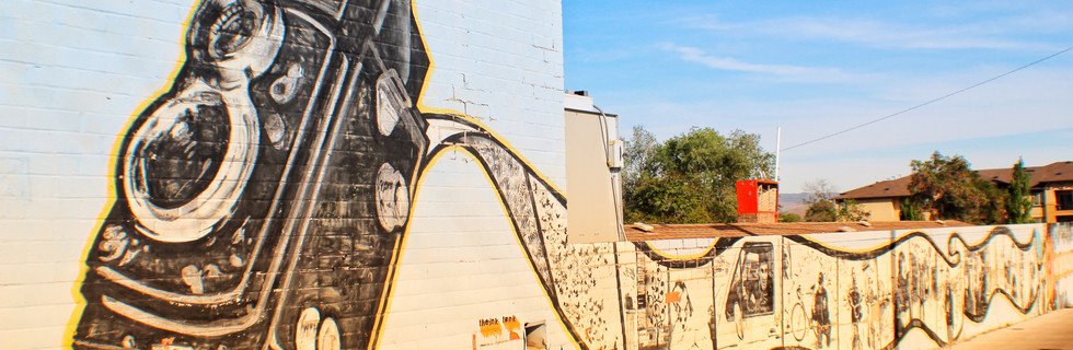 Seen on Midtown Mural Tour