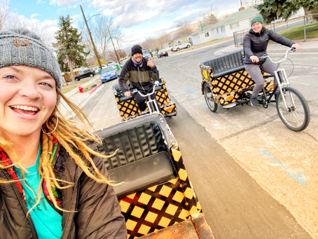 Pedicab Drivers 💛Love💛 What They Do