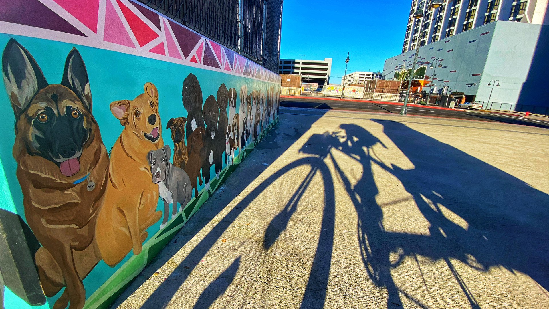 Mural Seen on Downtown Reno Tour