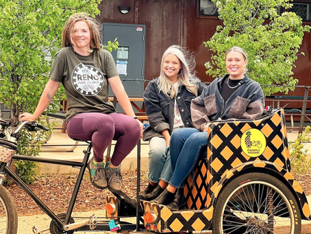 Hit the Reno Social Scene Safely with Pineapple Pedicabs
