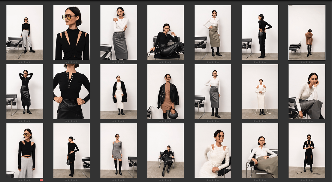 WeAnnaBe Fall 2021 Collection