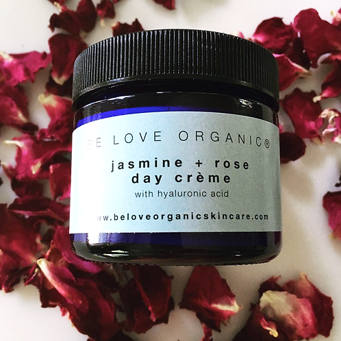 Jasmine + Rose Day Creme