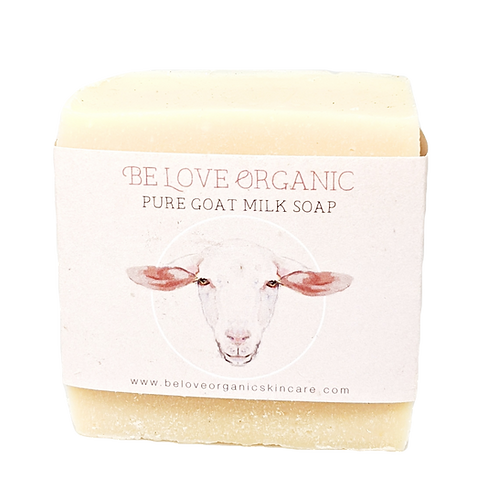 Orange Spice Goat Milk Soap