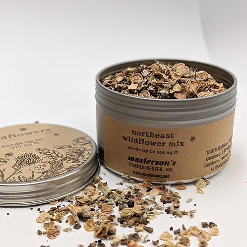 Wildflower Seed Tin