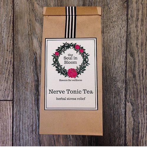 NERVE TONIC - Organic Tea Blend