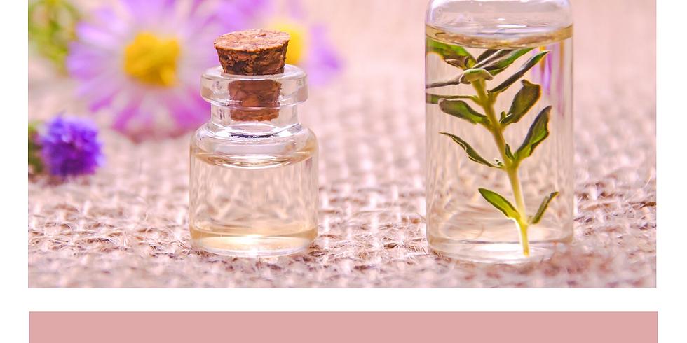 DIY Roll-On Summer Perfume