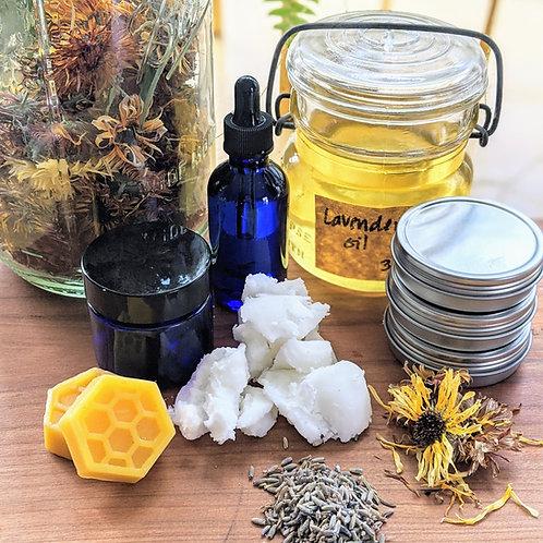 DIY Botanical Skincare Kits PRE-ORDER