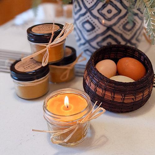Beeswax Candle 'Cozy Farmhouse'
