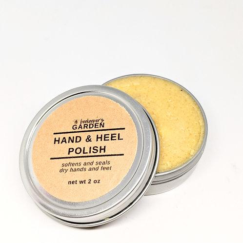 Hand + Heel Polish