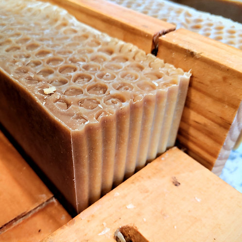 Lemon Verbena Beeswax Soap