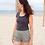 Thumbnail: Yoga tank top dark grey