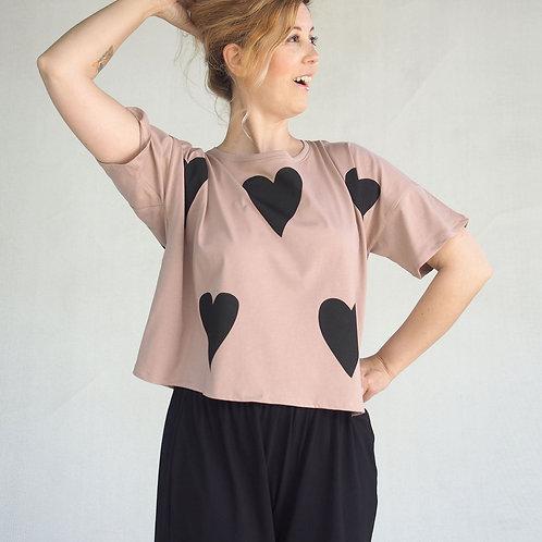Lulu hearts shirt