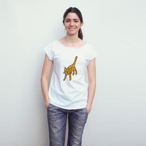 חולצת בויפרינד נמר