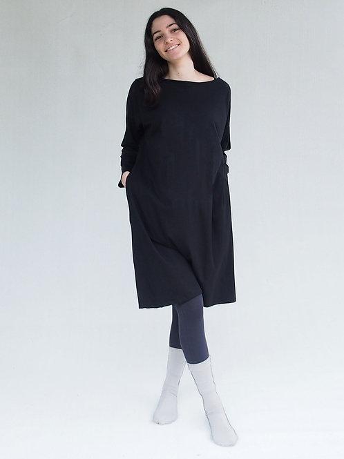 Classic Pockets Dress
