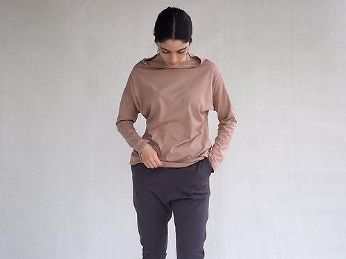 חולצת יפן שרוול פודרה