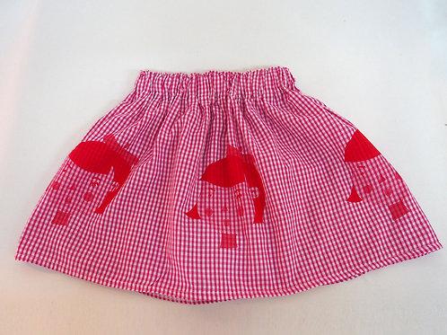 חצאית לילדות פפיטה ורוד