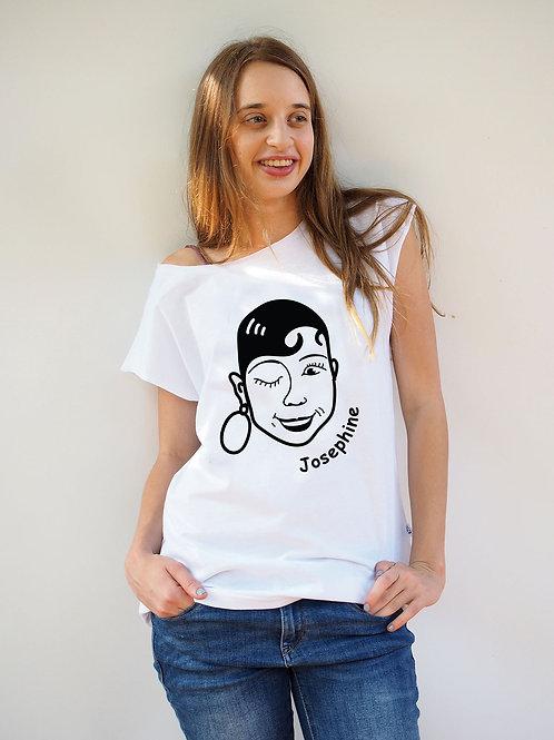 חולצת ג׳וזפין בייקר