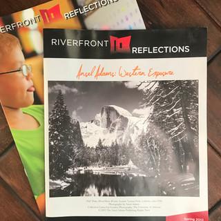 Riverfront Reflections Magazine