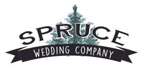 Spruce Wedding Company Logo