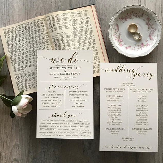 The pretty details from Shelby and Luke.