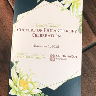 Culture of Philanthropy Program