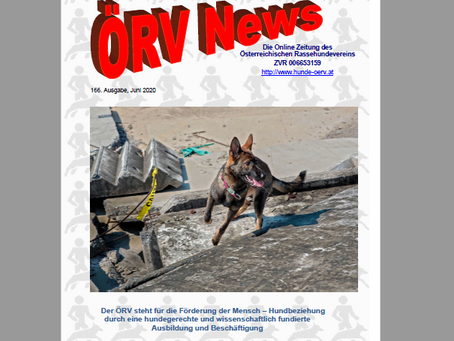 ÖRV - News Juni 2020 online
