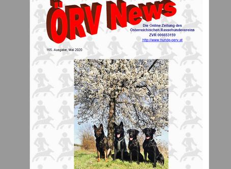 ÖRV - Zeitung Mai 2020 online