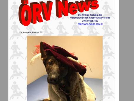ÖRV - News Februar 2021