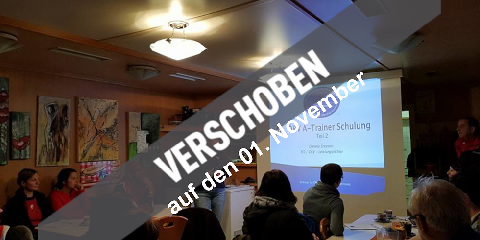 ÖRV A- Trainerschulung Unterordnung / Welpen Teil 2