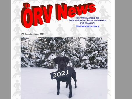 ÖRV - News Jänner 2021
