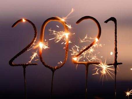 Prosit - Auf ein gutes 2021!