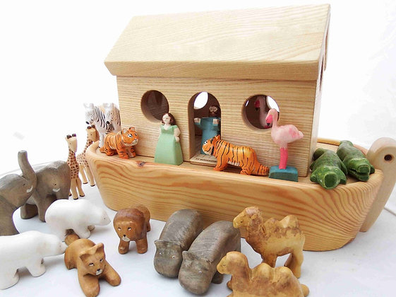 Noah's Ark Animals not included
