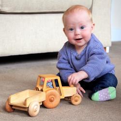 Croglin Toys - Tractor + Trailer 5 (2)