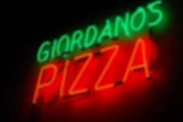 Giordano Sign