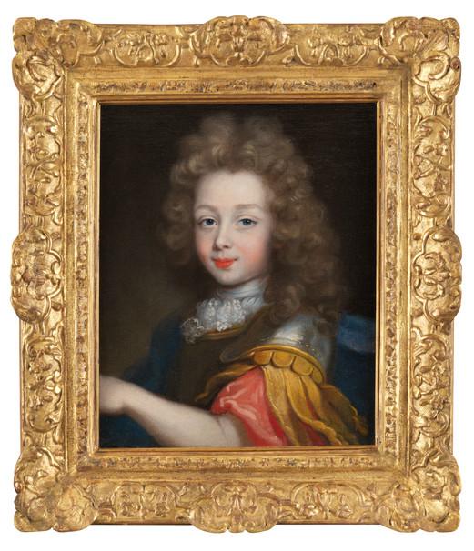 Portrait Duc de Maine