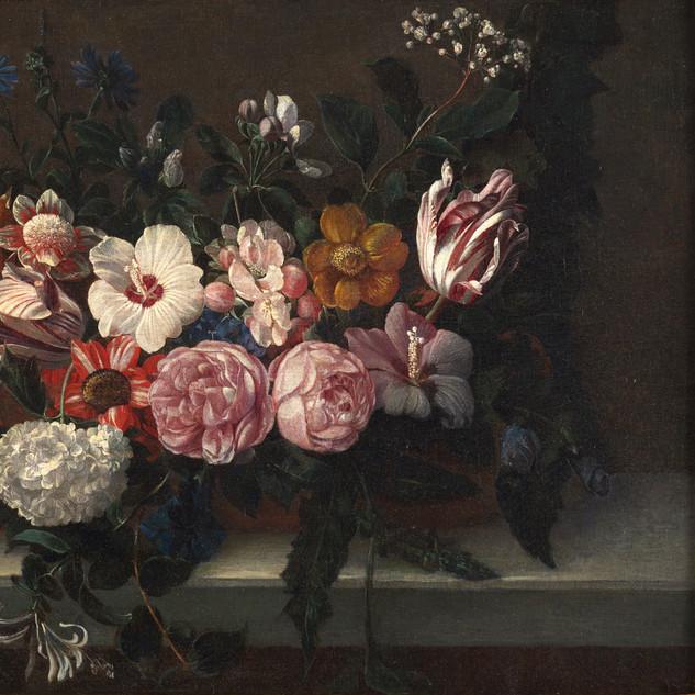 Nature morte aux fleurs