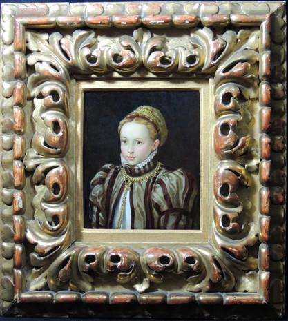 Princesse de la Renaissance vers 1560 – Attribuée à Sofonisba Anguissola