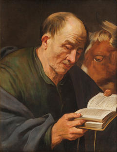 Saint Luc - Artus Wolffort (1581 - 1641)