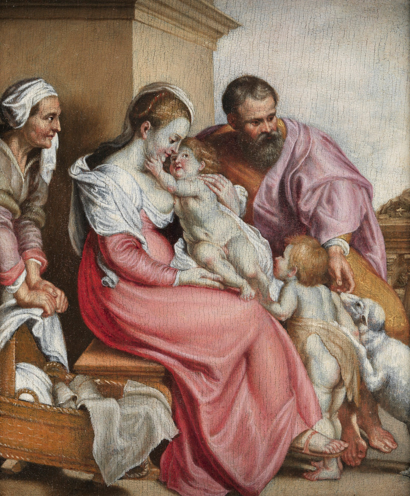 Sainte Famille suiveur Rubens 2.jpg