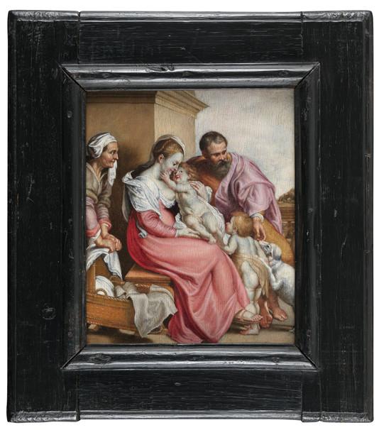Sainte Famille suiveur Rubens 1.jpg