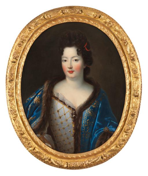 Elisabeth-Charlotte d'Orléans - Atelier de Pierre Gobert (1662 - 1744)